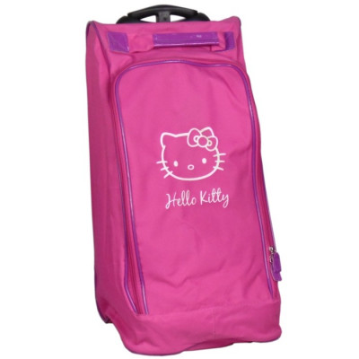 MALETA TROLLEY 27,2x25x55CM HELLO KITTY