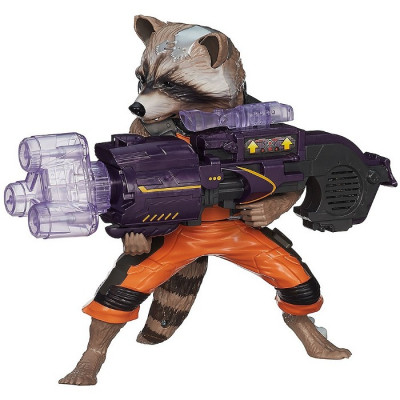 FIGURA ROCKET RACCOON GUARDIANES DE LA GALAXIA