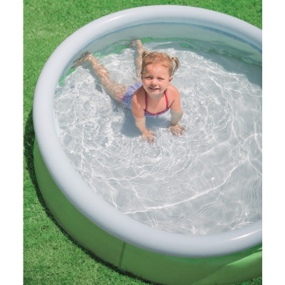 PISCINA SPLASH AND PLAY 152x38CM - VERDE