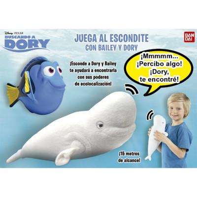 JUEGA AL ESCONDITE CON BAILEY Y DORY de la categoría Buscando a Dory