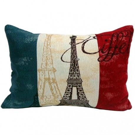 COJÍN VINTAGE PARIS 45x60CM de la categoría Decoración Textil