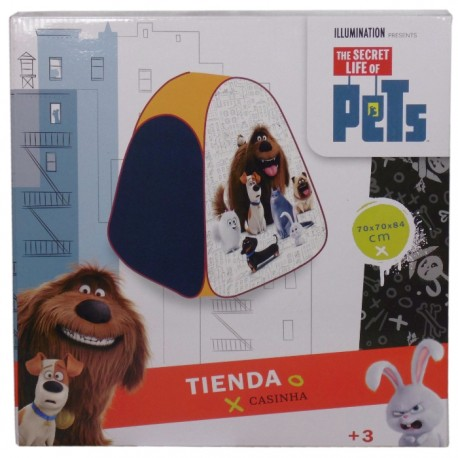 TIENDA INDIO THE SECRET LIFE OF PETS