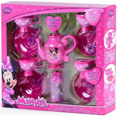 JUEGO DE TÉ BURBUJAS MINNIE MOUSE de la categoría Minnie Mouse