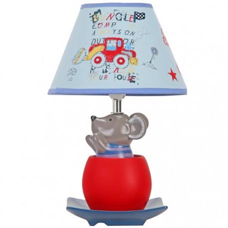 LÁMPARA INFANTIL - RATÓN de la categoría Iluminación Infantil