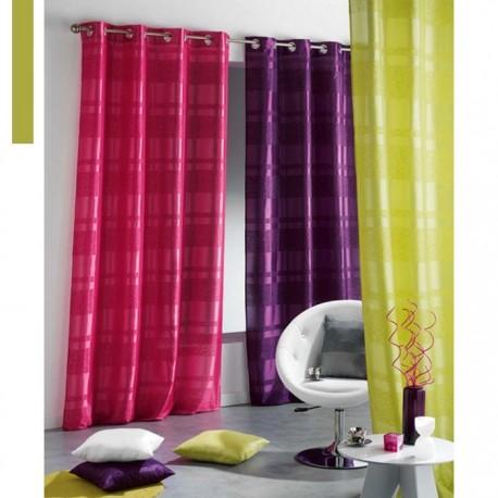 CORTINA ZENITH VERDE 140x260CM de la categoría Decoración Textil