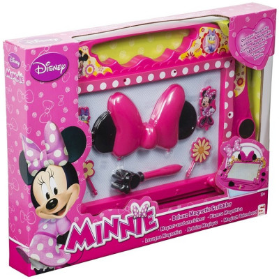 PIZARRA MAGNÉTICA DELUXE MINNIE MOUSE