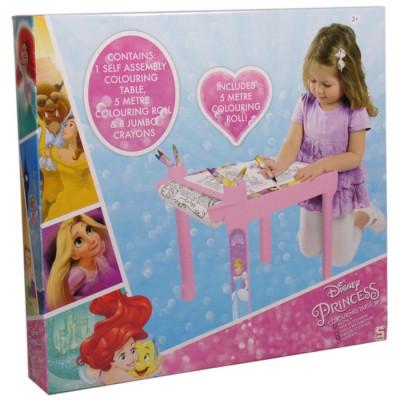 MESA DE COLOREAR PRINCESAS DISNEY de la categoría Princesas Disney