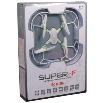 SUPER-F DRON AÉREO INTELIGENTE