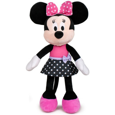 PELUCHE MINNIE PARTY DRESSES 30CM - ROSA