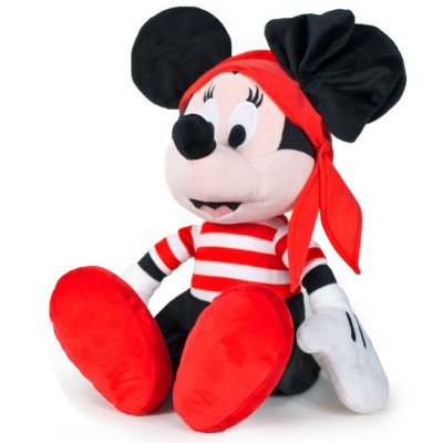 PELUCHE MINNIE PIRATA 53CM