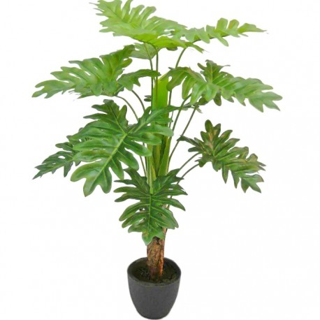 PLANTA ARTIFICIAL EN MACETA PHILO 80CM