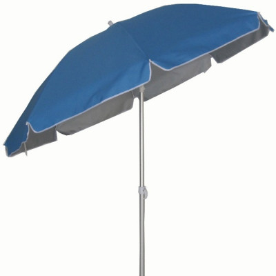 SOMBRILLA PLAYA RECLINABLE 180CM - TURQUESA