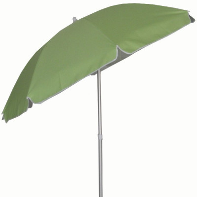 SOMBRILLA PLAYA RECLINABLE 180CM - VERDE