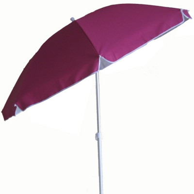 SOMBRILLA PLAYA RECLINABLE 180CM - FUCSIA
