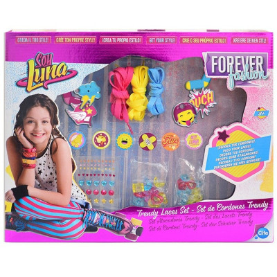 SOY LUNA - FOREVER FASHION SET DE CORDONES