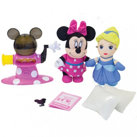 DISNEY TOY FACTORY MINNIE Y CENICIENTA