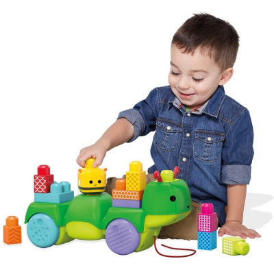 ORUGA MUSICAL MEGA BLOKS FISHER-PRICE
