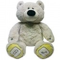 OSITO PELUCHE LUV AND LEARN FRIENDS - BLANCO