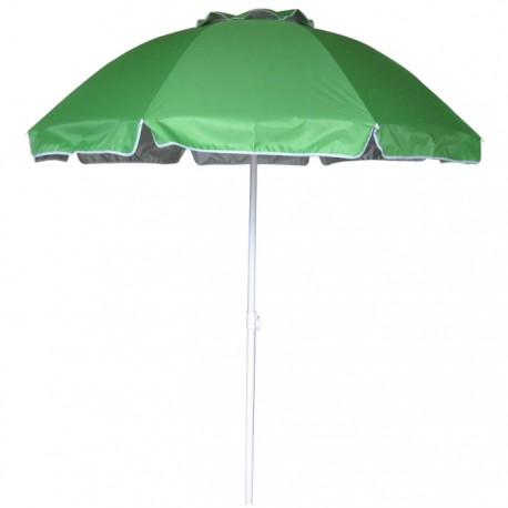SOMBRILLA PLAYA RECLINABLE 175CM - VERDE
