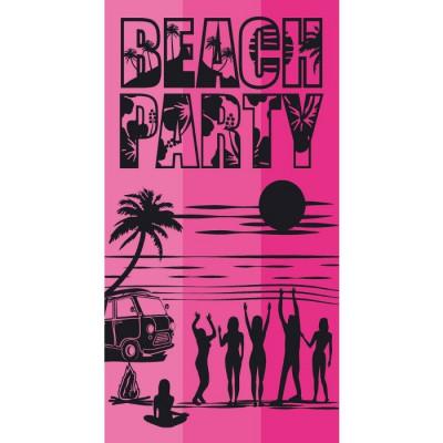 TOALLA DE PLAYA 90x170CM - BEACH PARTY