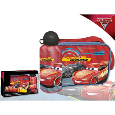 PACK BOLSA ISOTÉRMICA + CANTIMPLORA CARS 3 de la categoría Cars