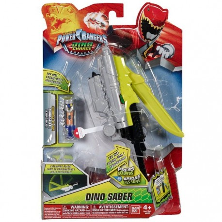 DINO SABLE POWER RANGERS DINO CHARGE