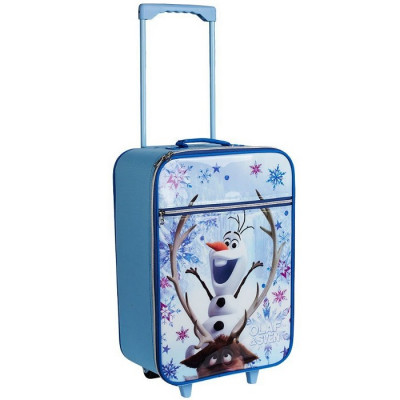 MALETA TROLLEY SOFT RIDE FROZEN