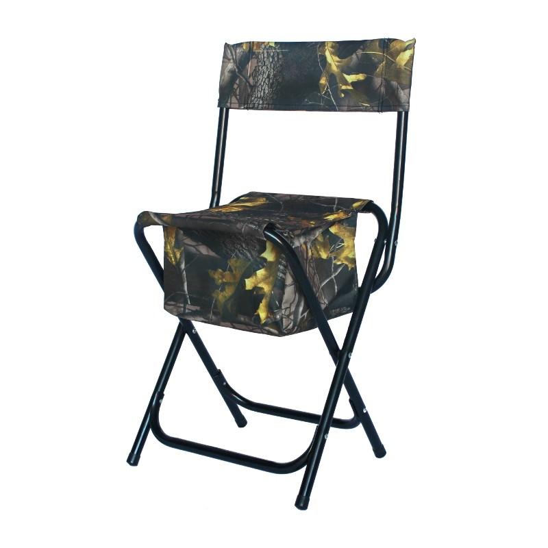 silla cazador plegable con bolsa
