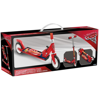 PATINETE 2 RUEDAS PLEGABLE CARS3