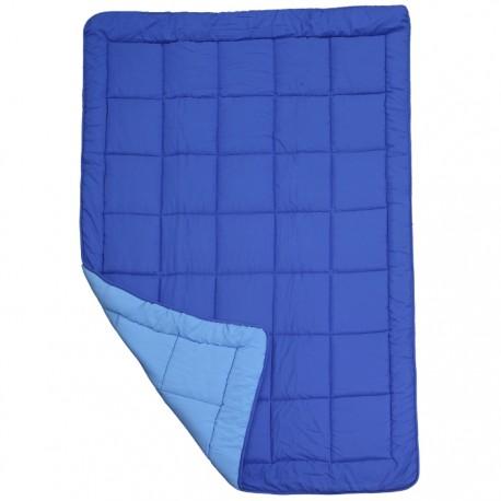 RELLENO NÓRDICO MICROFIBRA BICOLOR 150x220CM - AZUL de la categoría Textil Dormitorio