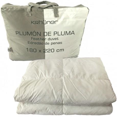 RELLENO NÓRDICO DE PLUMA 180x220CM de la categoría Textil Dormitorio