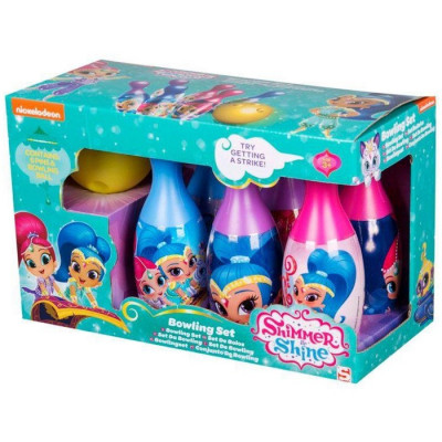 SET DE BOLOS SHIMMER AND SHINE