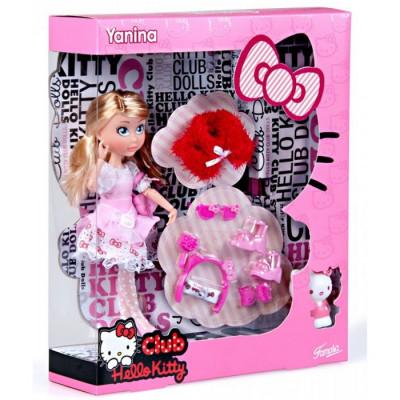 CLUB HELLO KITTY TROUSSEAU - YANINA de la categoría Muñecas Modelo