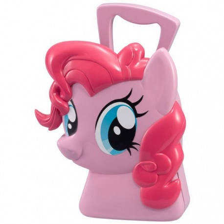 MALETÍN CON ACCESORIOS MY LITTLE PONY - PINKIE PIE