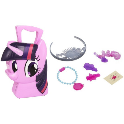 MALETÍN CON ACCESORIOS MY LITTLE PONY - TWILIGH SPARKLE