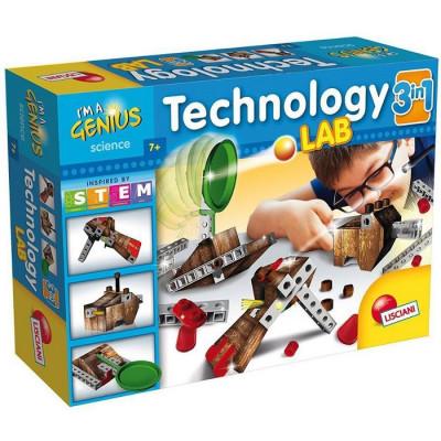 I´M A GENIUS TECHNOLOGY LAB 3 EN 1