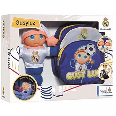 GUSYLUZ REAL MADRID + MOCHILA