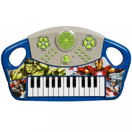 PIANO ELECTRÓNICO AVENGERS de la categoría Musicales