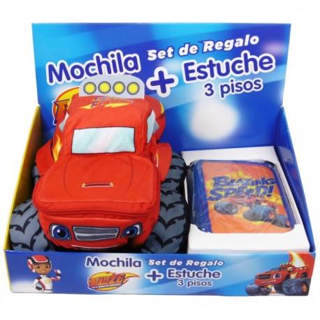 SET REGALO MOCHILA + ESTUCHE BLAZE de la categoría Estuches