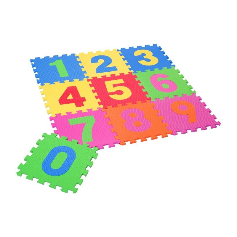 fe6b33d2f5d PUZZLE ALFOMBRA EVA 18PZAS NÚMEROS 31