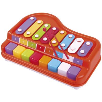 XILOFONO CON PIANO INFANTIL