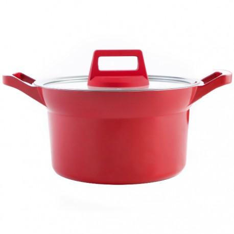 CACEROLA 20CM CERÁMICA CAST ALU RED de la categoría Para Cocinar Cocción