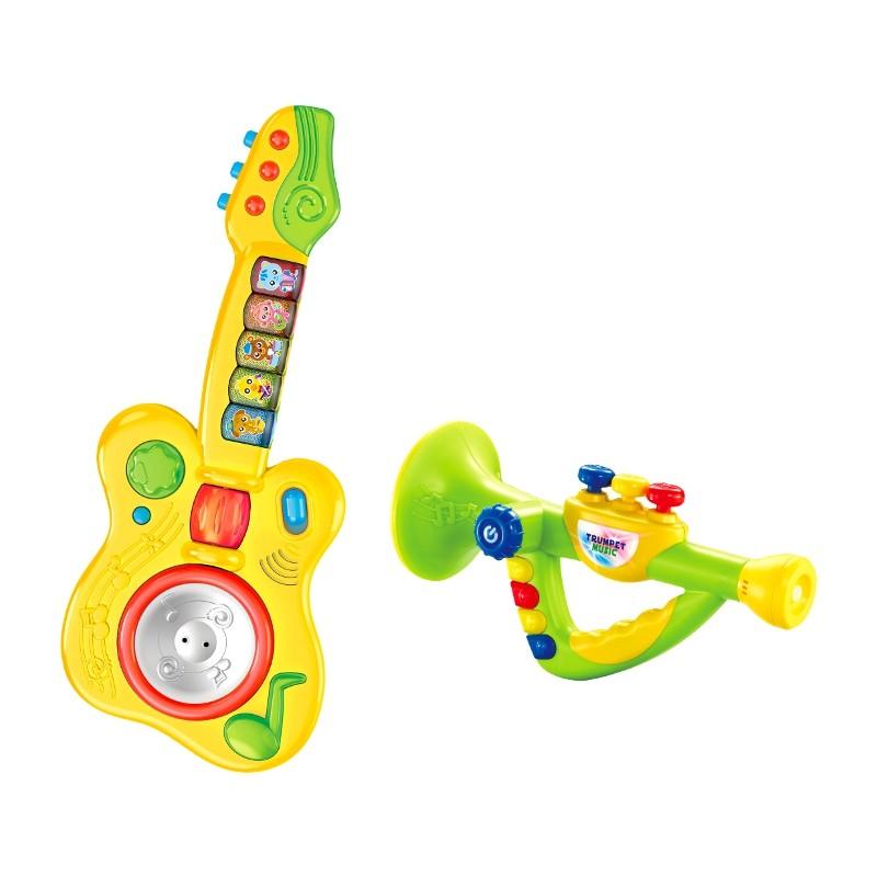 CONJUNTO MUSICAL GUITARRA Y TROMPETA