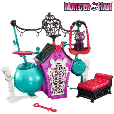 MONSTER HIGH CRIPTA SECRET CREEPERS