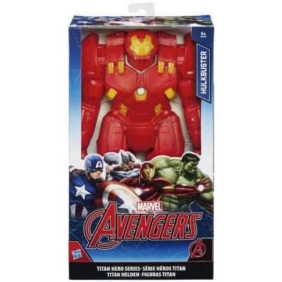 FIGURA MARVEL TITAN HERO SERIE HULKBUSTER 30CM de la categoría Avengers