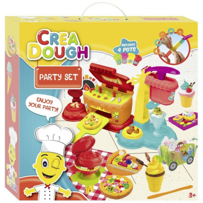 CREA DOUGH PARTY SET