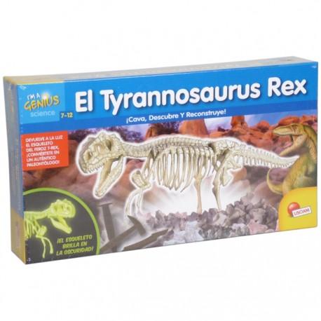 I'AM A GENIUS EL TYRANNOSAURUS REX