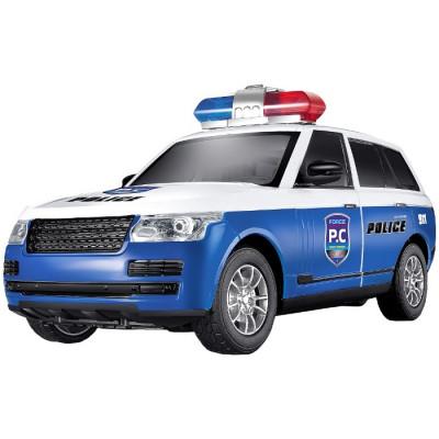 PATRULLA POLICIAL RADIOCONTROL 1:16 - AZUL