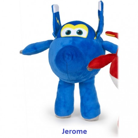 PELUCHE SUPER WINGS 28CM - JEROME