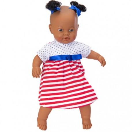 MUÑECA MANUELA COLECCIÓN 40CM - NIÑA de la categoría Muñecas Bebé
